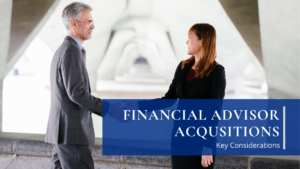 Considerations When Structuring an Acquisition Deal