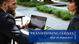 transitioning clients