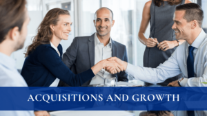 Why Acquisitions Are a Great Way To Grow Your Financial Advisor Practice