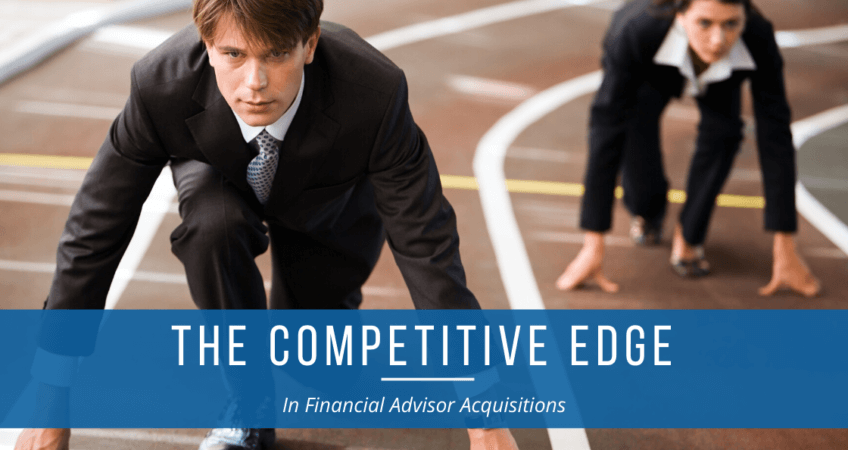 How Financing Gives You an Edge in Financial Advisor Acquisitions