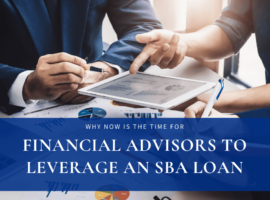 sba loans for financial advisors